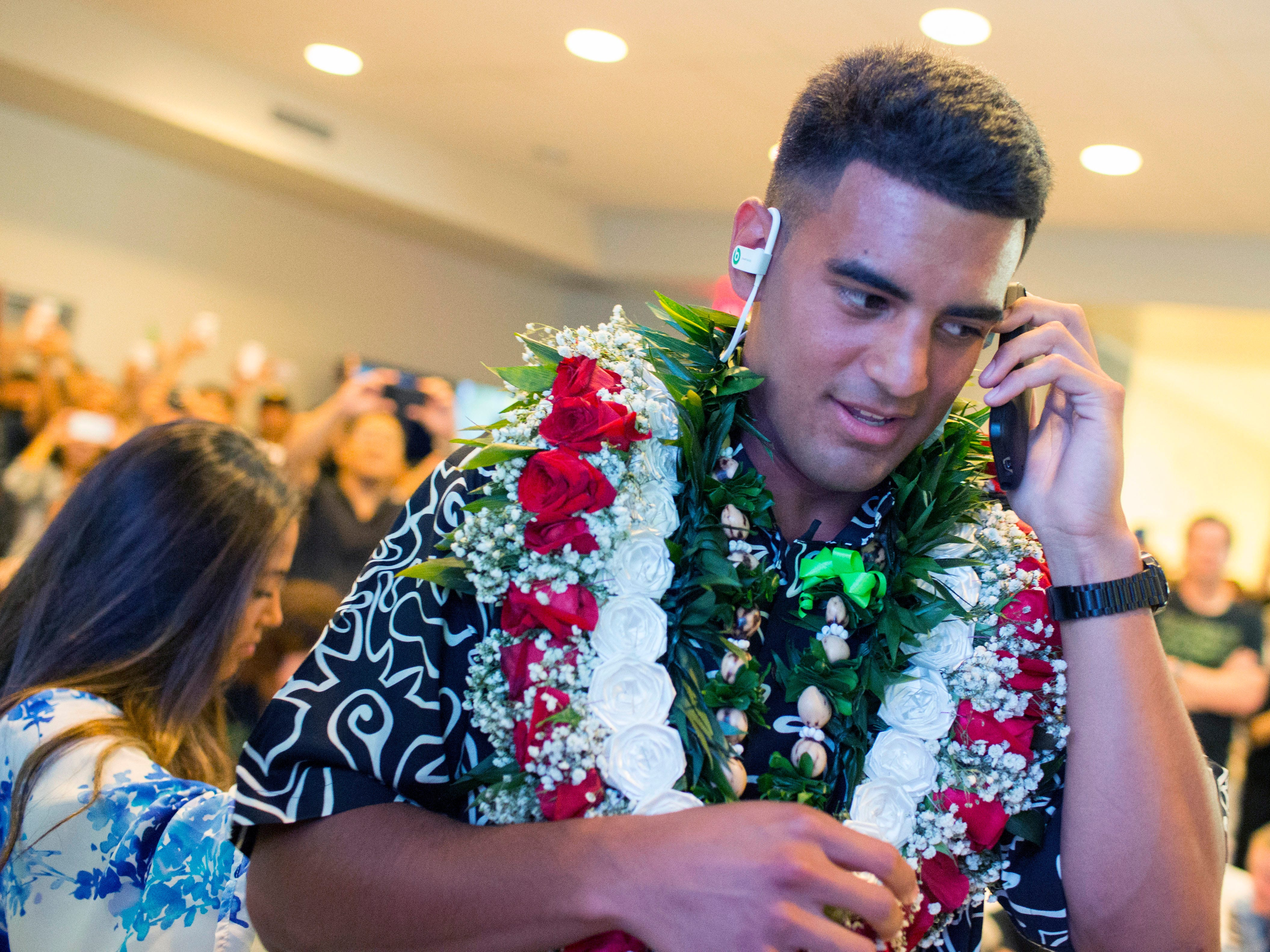 2015: Marcus Mariota (No. 2 overall) Quarterback, Oregon  Given the way Jameis Winston has fared in Tampa, Mariota has been a fine pick. He needs to stay healthy and get another quality weapon or two to increase playmaking, but Mariota can win games and rarely is the reason for a loss.