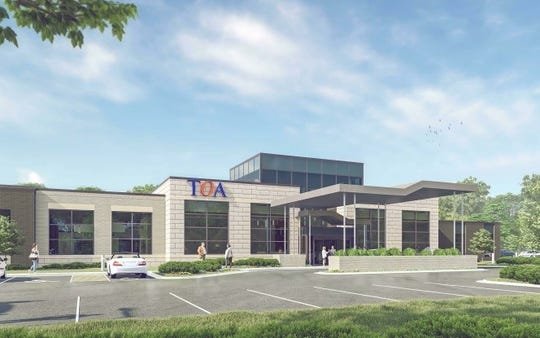 Tennessee Orthopaedic Alliance announced plans for a new 23,000-square-foot facility at 501 Saundersville Road in Hendersonville.