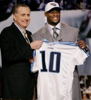 2006: Vince Young (No. 3 overall) Quarterback, Texas: