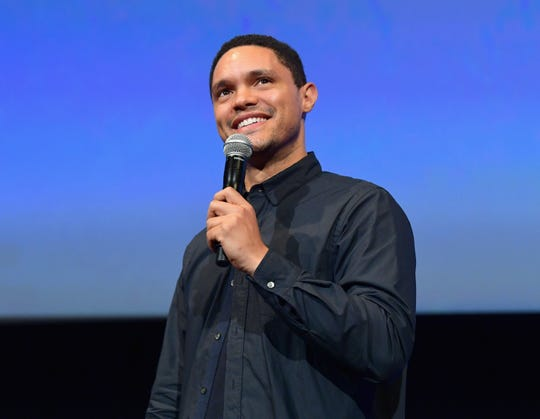 Trevor Noah here performed at the Barbara Berlanti Heroes Gala Benefitting FCancer at Warner Bros. Studios on Oct. 13, 2018, in Burbank, California. Noah brings his standup to Tampa on Jan. 20, 2019.