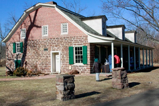 The historic Steuben House at New Bridge Landing will be a focus of many Eagle Fest activities.