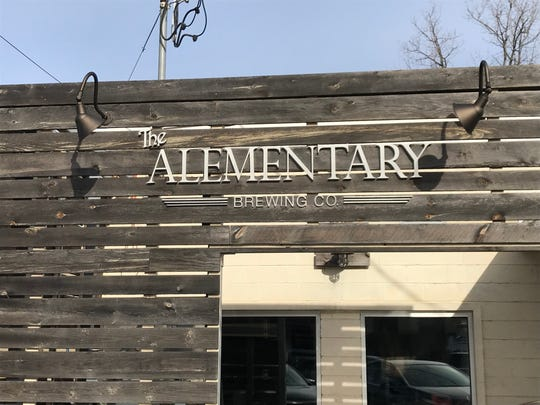 The outside of The Alementary Brewing Co.'s location in Hackensack pictured on Mon., Jan. 7, 2019.