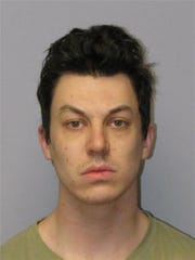 Alex Green, 22, allegedly drove the getaway car for Juan Fernandez after the alleged assault in HIllsdale