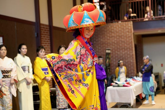 """Pensacola will celebrate the """"Year of the Rat"""" this weekend at Wright Place as part of the Japanese New Year Celebration."""