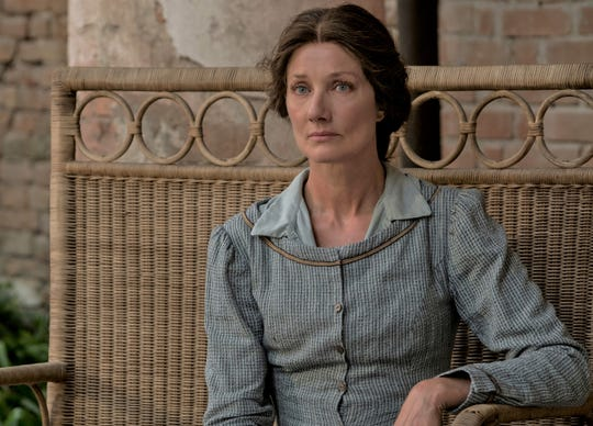 "Joely Richardson stars in ""The Aspern Papers."""