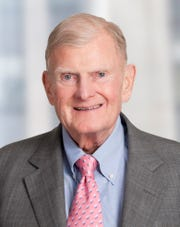 William Polk Carey, a New York real estate investor, has donated more than $75 million to Arizona State University.