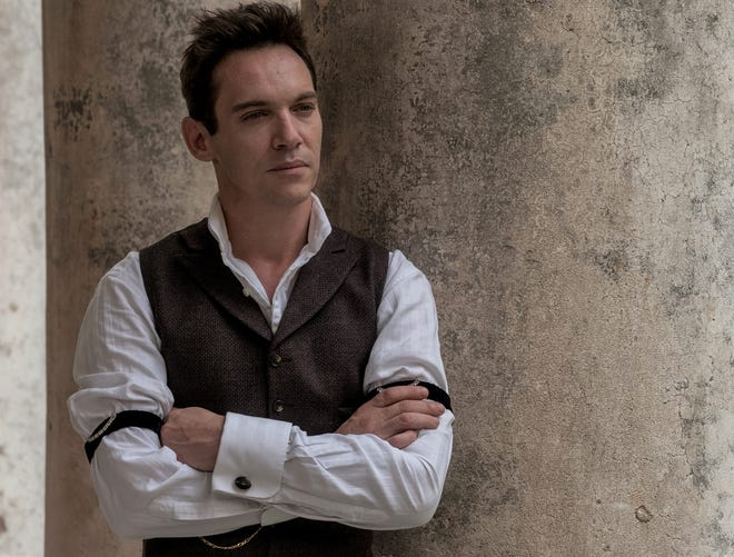 "Jonathan Rhys Meyers stars in ""The Aspern Papers."""
