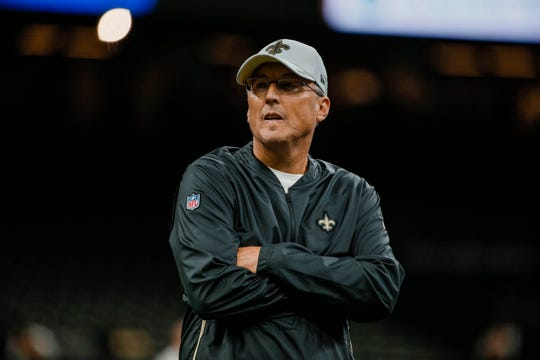 New Orleans Saints offensive coordinator Pete Carmichael should be on the Cardinals' radar as a potential replacement for Steve Wilks.
