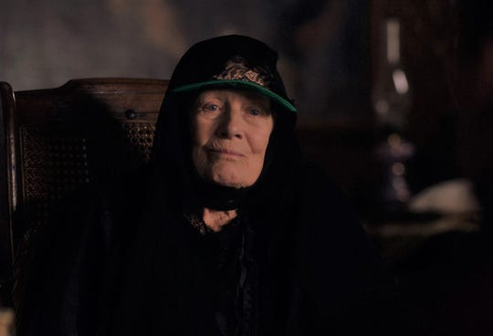 "Vanessa Redgrave stars in ""The Aspern Papers."""