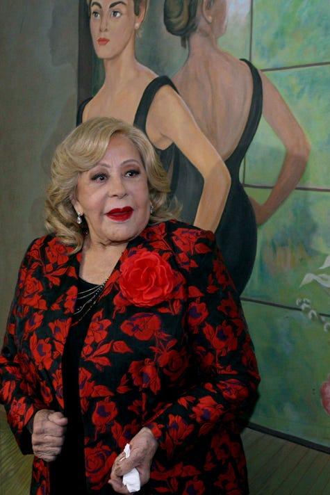 Silvia Pinal Lavoz