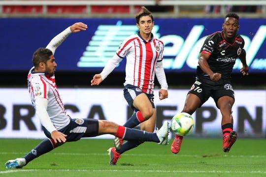 Chivas iniciaron con el pie derecho el Clausura 2019 con un triunfo ante Xolos.