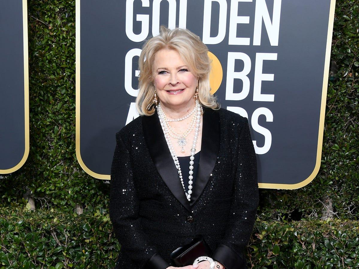 Candice Bergen asiste a la 76ª entrega anual de los Globos de Oro en el Beverly Hilton Hotel el 6 de enero de 2019 en Beverly Hills, California.