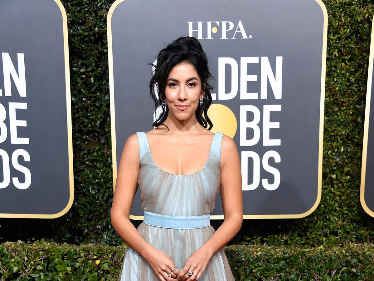 Stephanie Beatriz asiste a la 76ª entrega anual de los Globos de Oro en el Beverly Hilton Hotel el 6 de enero de 2019 en Beverly Hills, California.
