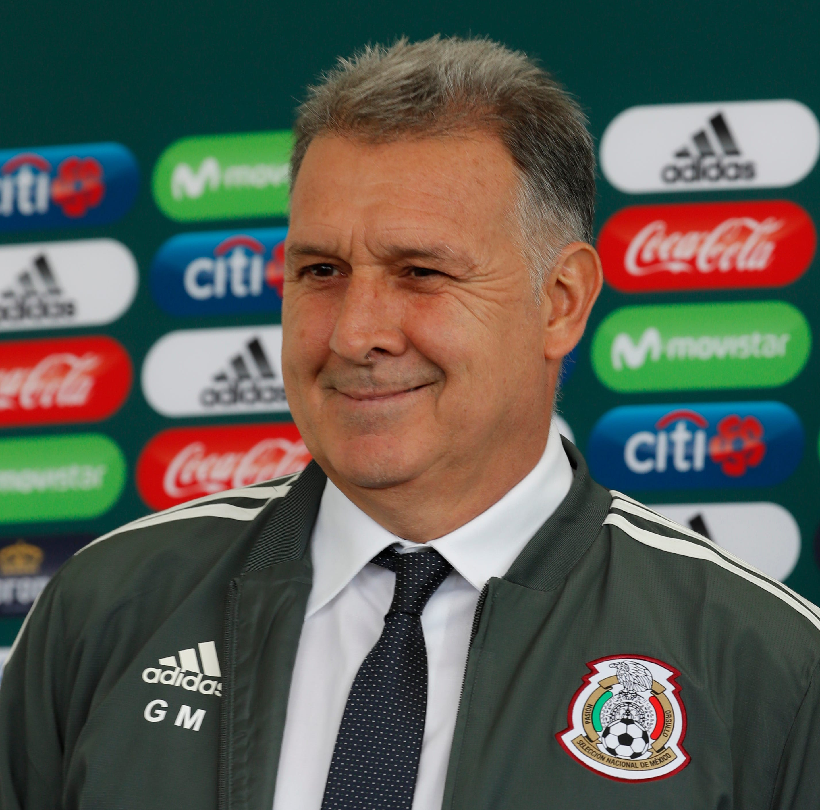 Presentan a Gerardo Martino como nuevo D.T. de México