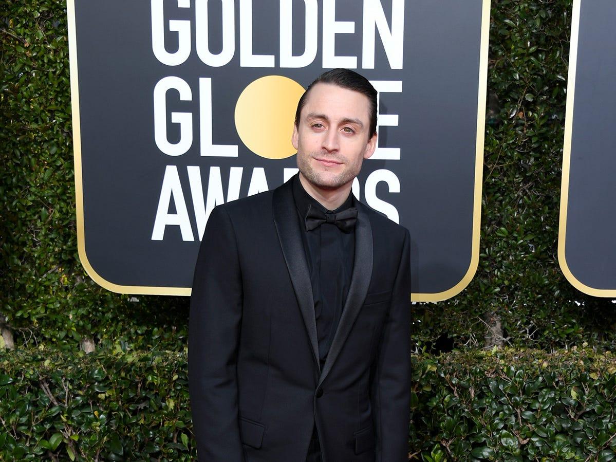 Kieran Culkin asiste a la 76ª entrega anual de los Globos de Oro en el Beverly Hilton Hotel el 6 de enero de 2019 en Beverly Hills, California.