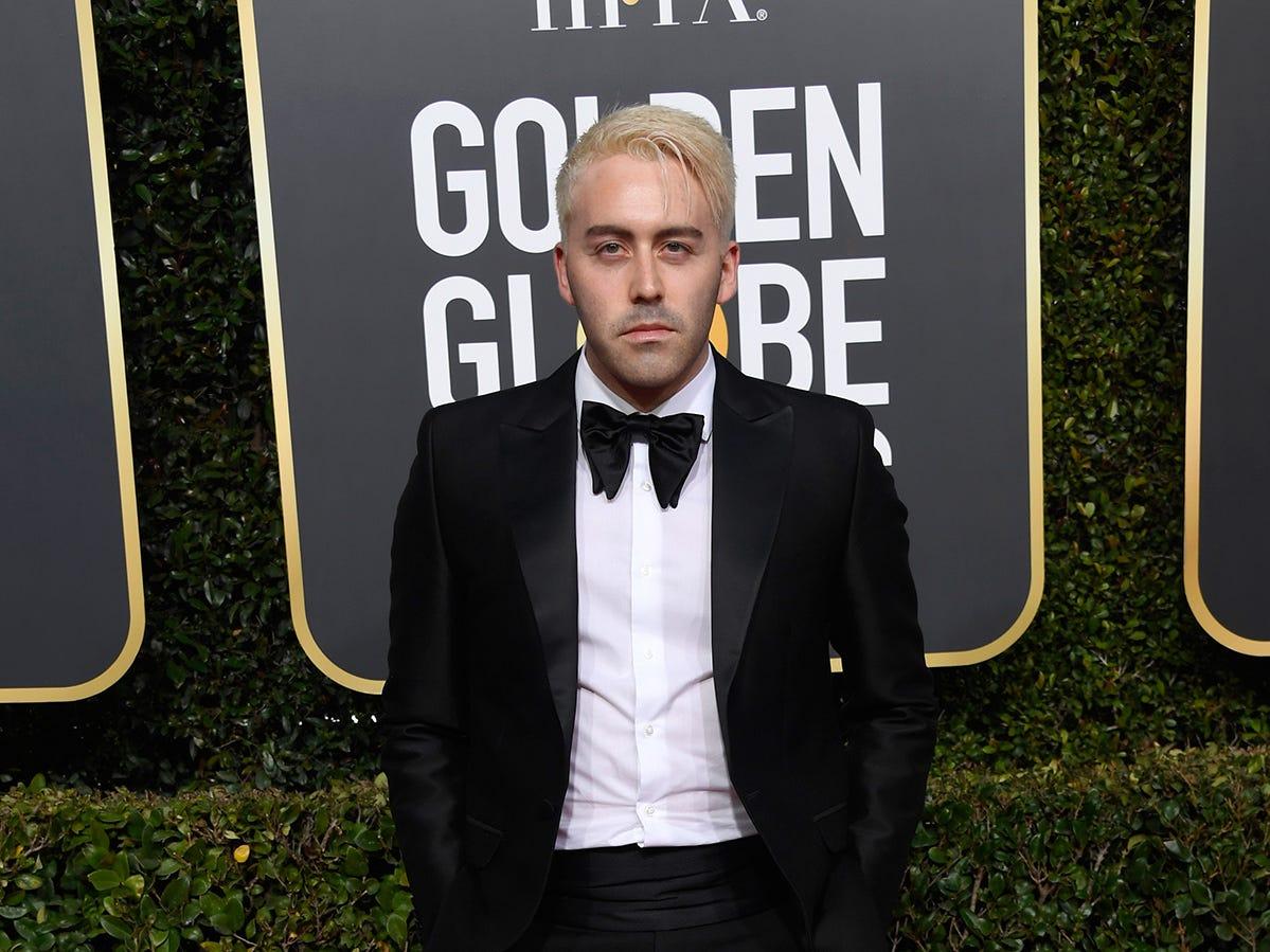 Brett Leland McLaughlin asiste a la 76ª entrega anual de los Globos de Oro en el Beverly Hilton Hotel el 6 de enero de 2019 en Beverly Hills, California.