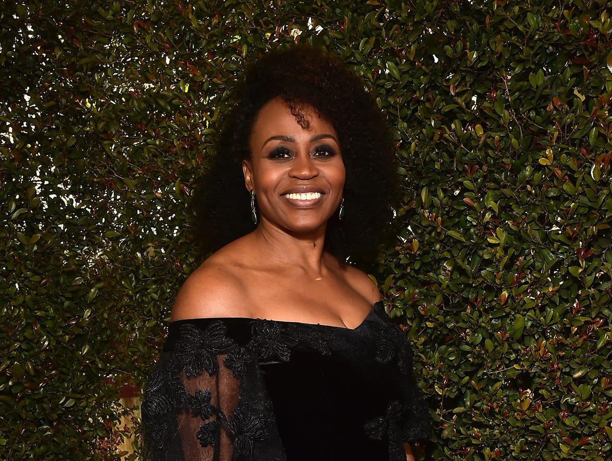 Pearlena Igbokwe, presidente de Universal Television, asiste a la 76ª entrega anual de los Globos de Oro en el Beverly Hilton Hotel el 6 de enero de 2019 en Beverly Hills, California.