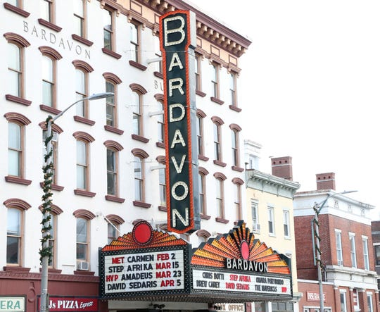 The Bardavon in the City of Poughkeepsie on January 7, 2019.
