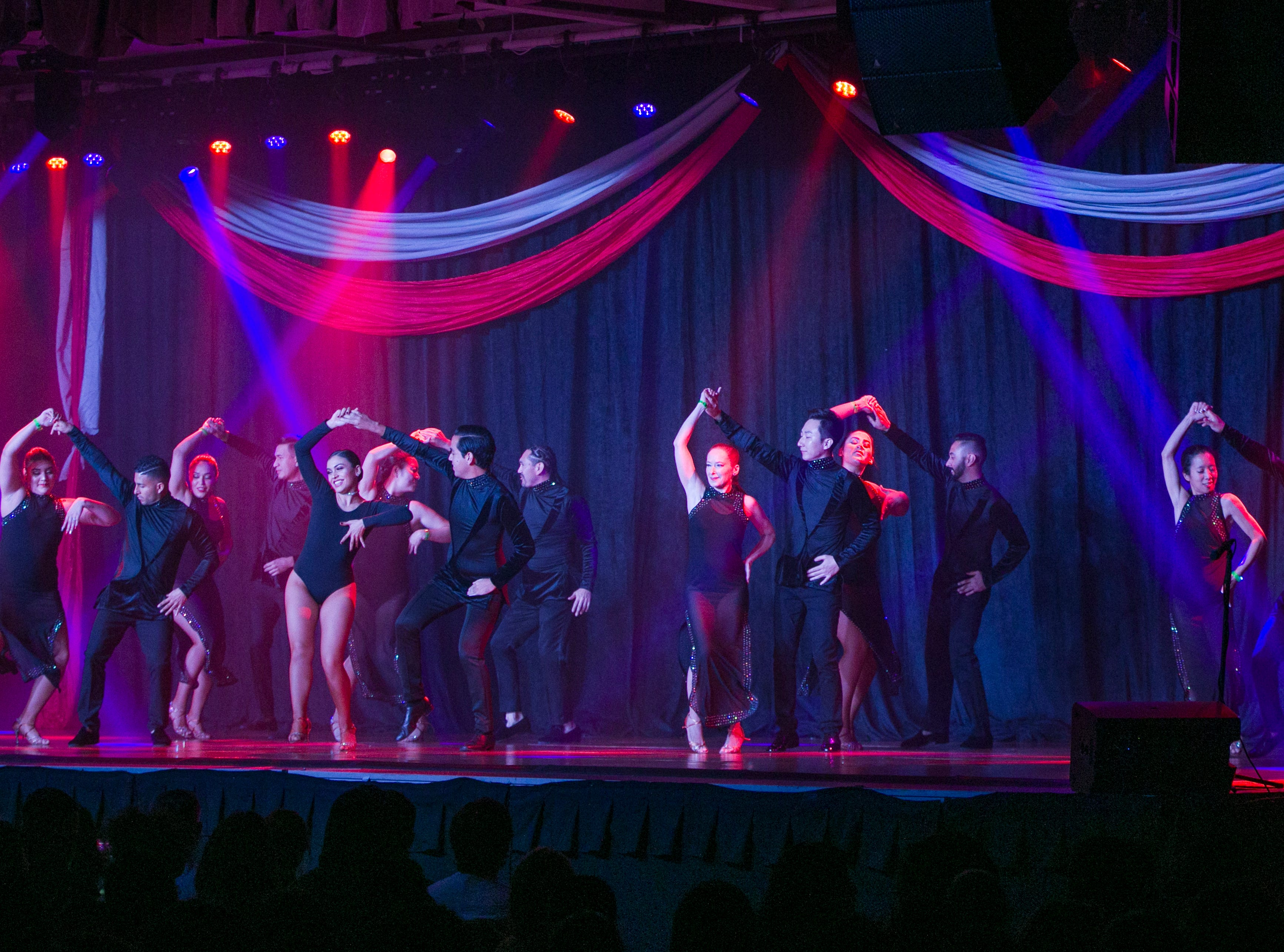 Photos from Reno Latin Dance Fest