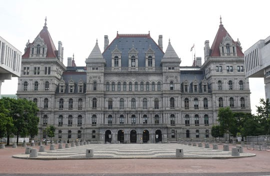 The New York state Capitol will be a busy plan this month as lawmakers and Gov. Andrew Cuomo look to pass a state budget for the fiscal year that starts April 1.