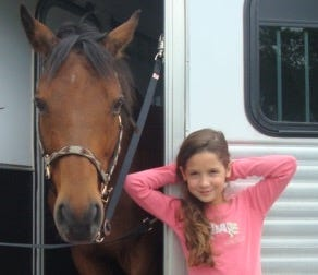 Ed, a retired racehorse and descendant of Triple Crown winner Affirmed, was killed in a hit-and-run in Mendon, New York, on Friday, January 4, 2019. Molly Calvacca, now 19, said she grew up with Ed by her side.