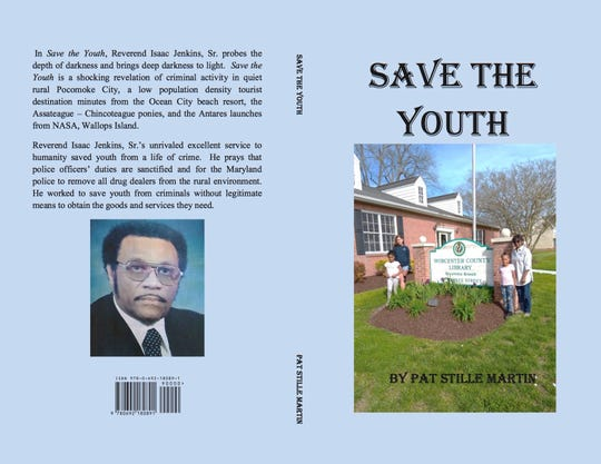 Pat Stille Martin wrote a biography about Pocomoke City Rev. Issac Jenkins Sr.