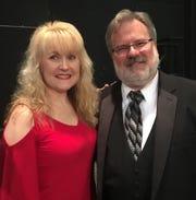 Elizabeth and Andy Johnston
