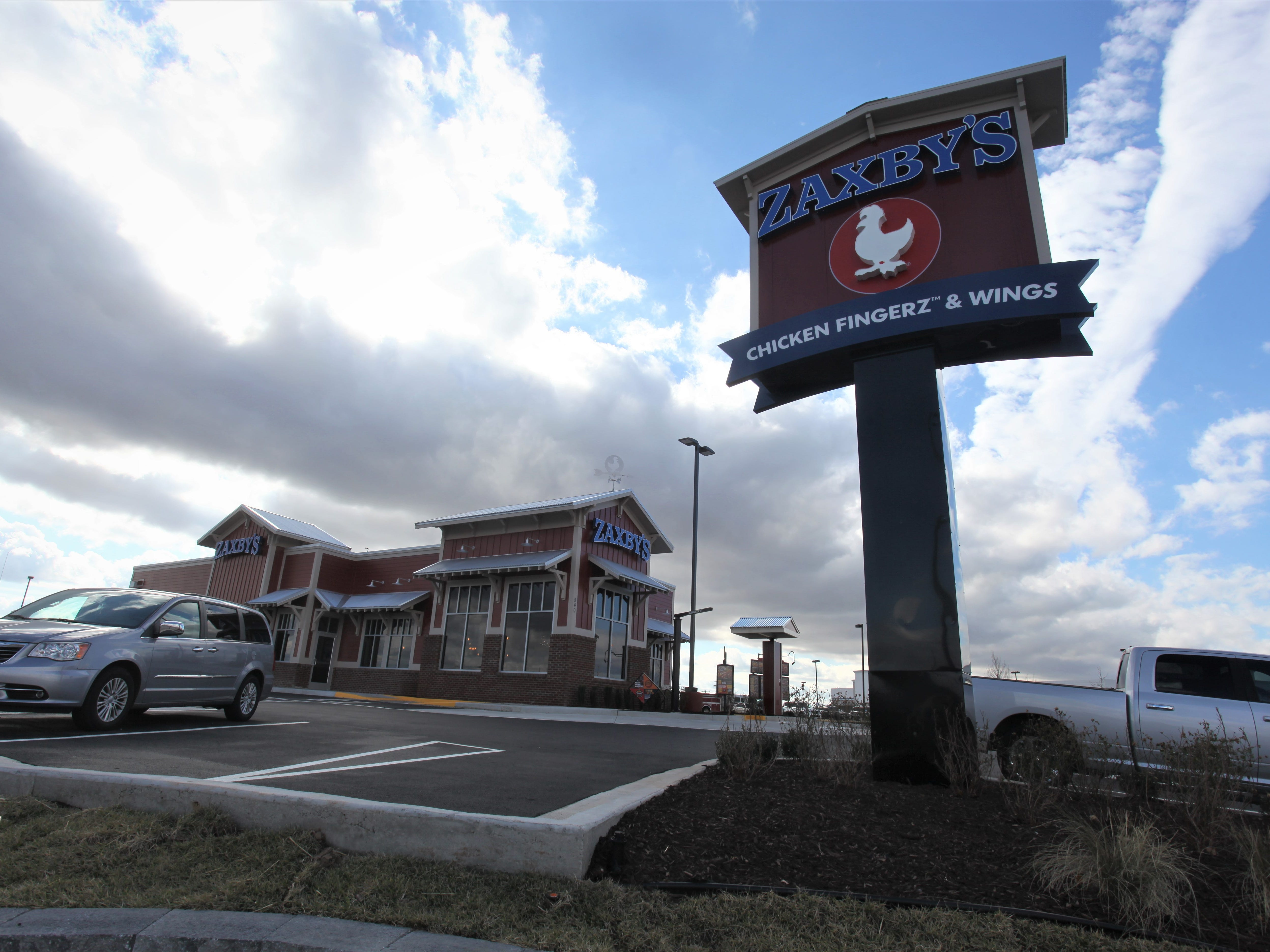 Zaxby's second location opened Jan. 7 at 540 W. El Camino Alto Drive in Springfield.