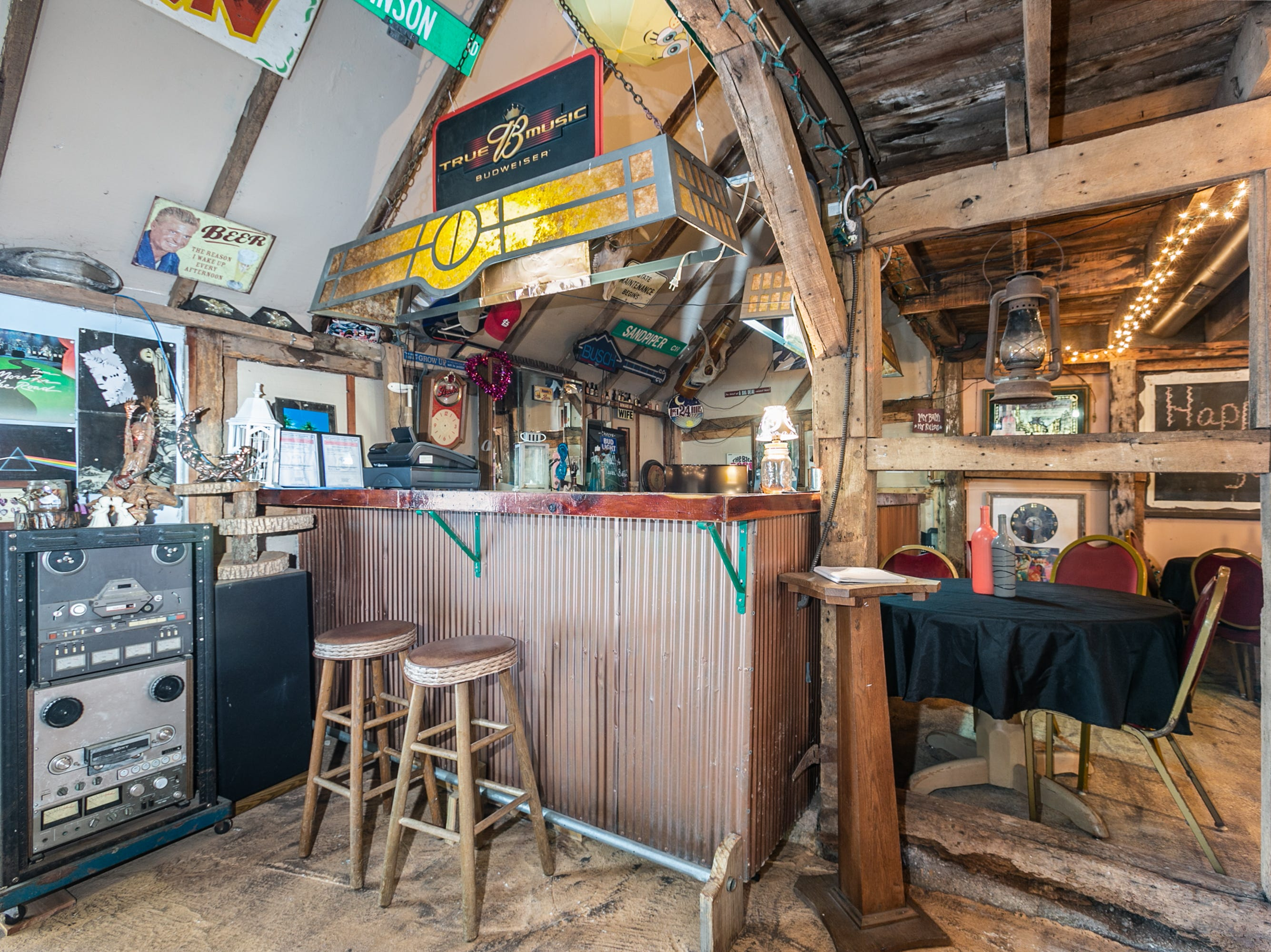 The Waldens plan to move the bar yet again to a 37- by 11-foot space to create more seating and allow for a kitchen pass-through.