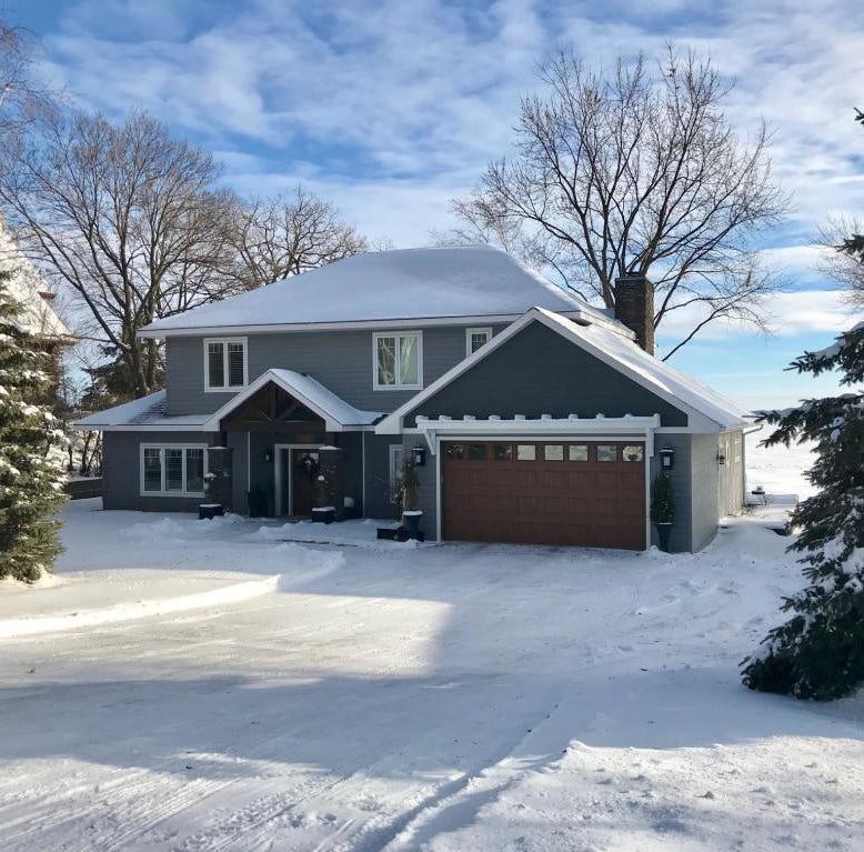 Mansion on the market: Spicer home designed for lakefront living