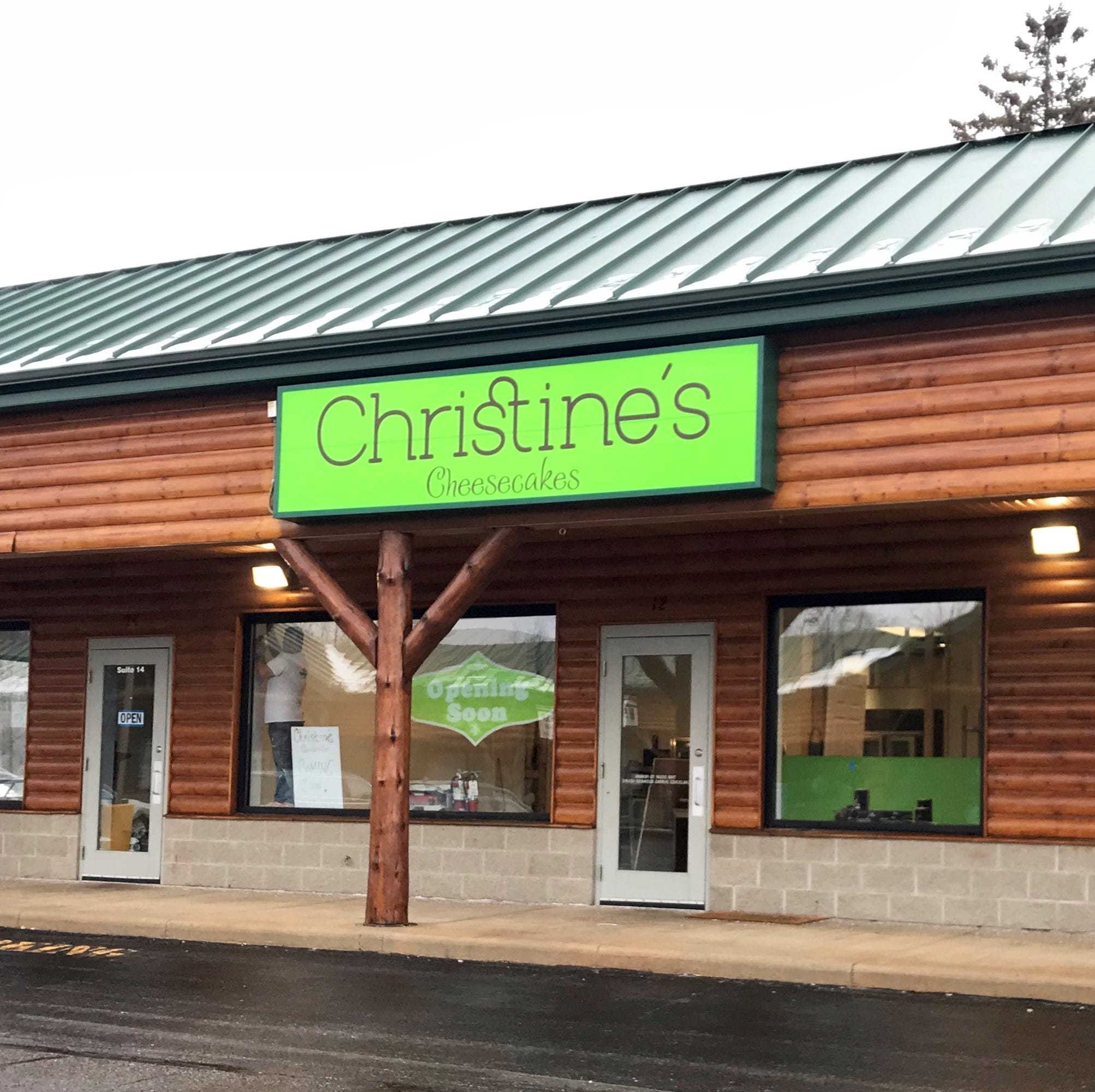Christine's Cheesecakes opening brick-and-mortar retail store in Waite Park