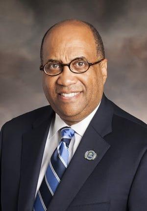 Everett Ward, president of St. Augustine's University in Raleigh, North Carolina