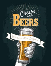 """The VIP party for the 2019 Craft Brew & Wingfest is dubbed """"Beers & Cheers For A Healthy Lagoon"""" and will be from 6:30 to 9 p.m. Feb. 8 at the Walking Tree Brewery in Vero Beach."""