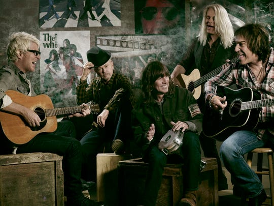 REO Speedwagon will perform at the Majed J. Nesheiwat Convention Center in Poughkeepsie on Oct. 1.