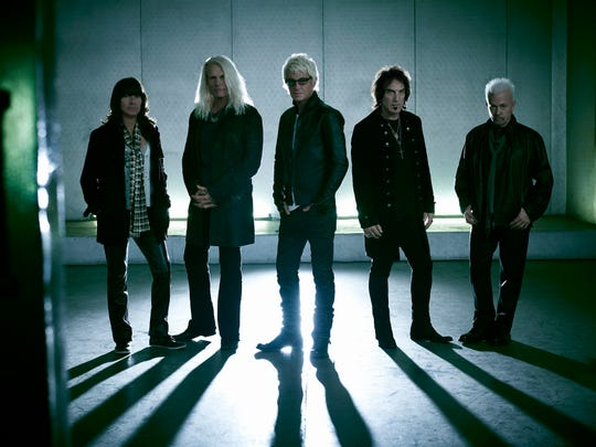 REO Speedwagon will perform benefit concerts in Thousand Oaks on Jan. 12 and 13.