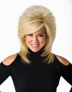 Theresa Caputo, the Long Island Medium, will perform at the Louisville Palace on August 15, 2021.