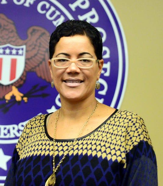 Cumberland County Prosecutor Jennifer Webb Mcrae