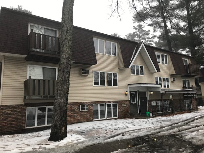 Police say a 2-month-old baby died while sitter Marissa Tietsort was watching him in her home at the Woodland Chalet Apartments on North Sixth Street in Wausau.