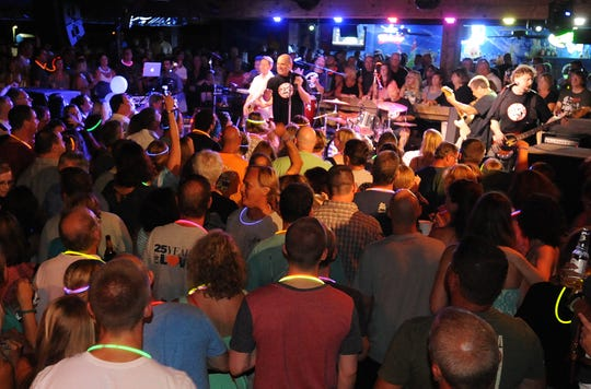 Love Seed Mama Jump will perform as part of The Rusty Rudder's 40th anniversary this summer.