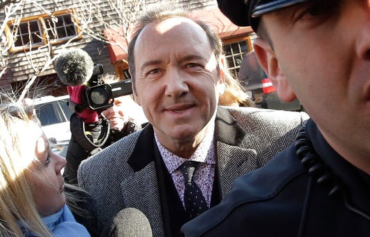 Ap Sexual Misconduct Kevin Spacey A Ent U.s.a. Ma