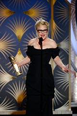 "Patricia Arquette won for best actress - limited series or motion picture made for TV for ""Escape at Dannemora."""