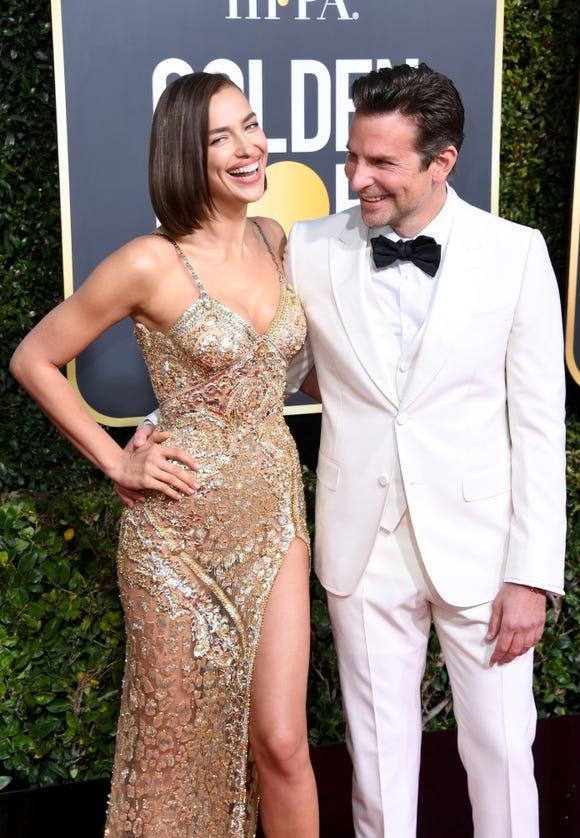 Bradley Cooper missed the Met Gala, but girlfriend Irina Shayk was still in attendance.