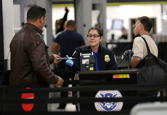 Ap Government Shutdown Airports A Usa Fl