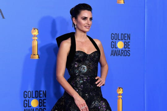 "Penelope Cruz was part of the cast of FX's Golden Globe-winning ""The Assassination of Gianni Versace: American Crime Story."""