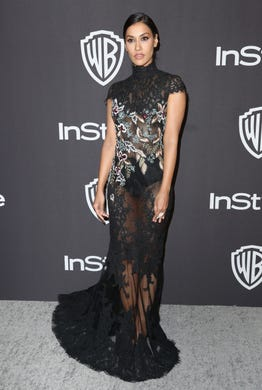 BEVERLY HILLS, CA - JANUARY 06:  Janina Gavankar attends the InStyle And Warner Bros. Golden Globes After Party 2019 at The Beverly Hilton Hotel on January 6, 2019 in Beverly Hills, California.  (Photo by Rich Fury/Getty Images) ORG XMIT: 775268365 ORIG FILE ID: 1078617460