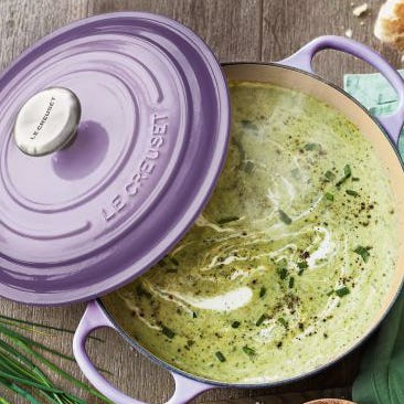 Save on brands like Le Creuset and All-Clad with this cookware sale.