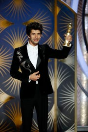 Ben Whishaw, wins the Best Supporting Actor - Series/Limited Series/TV Movie during the 76th Golden Globe Awards.