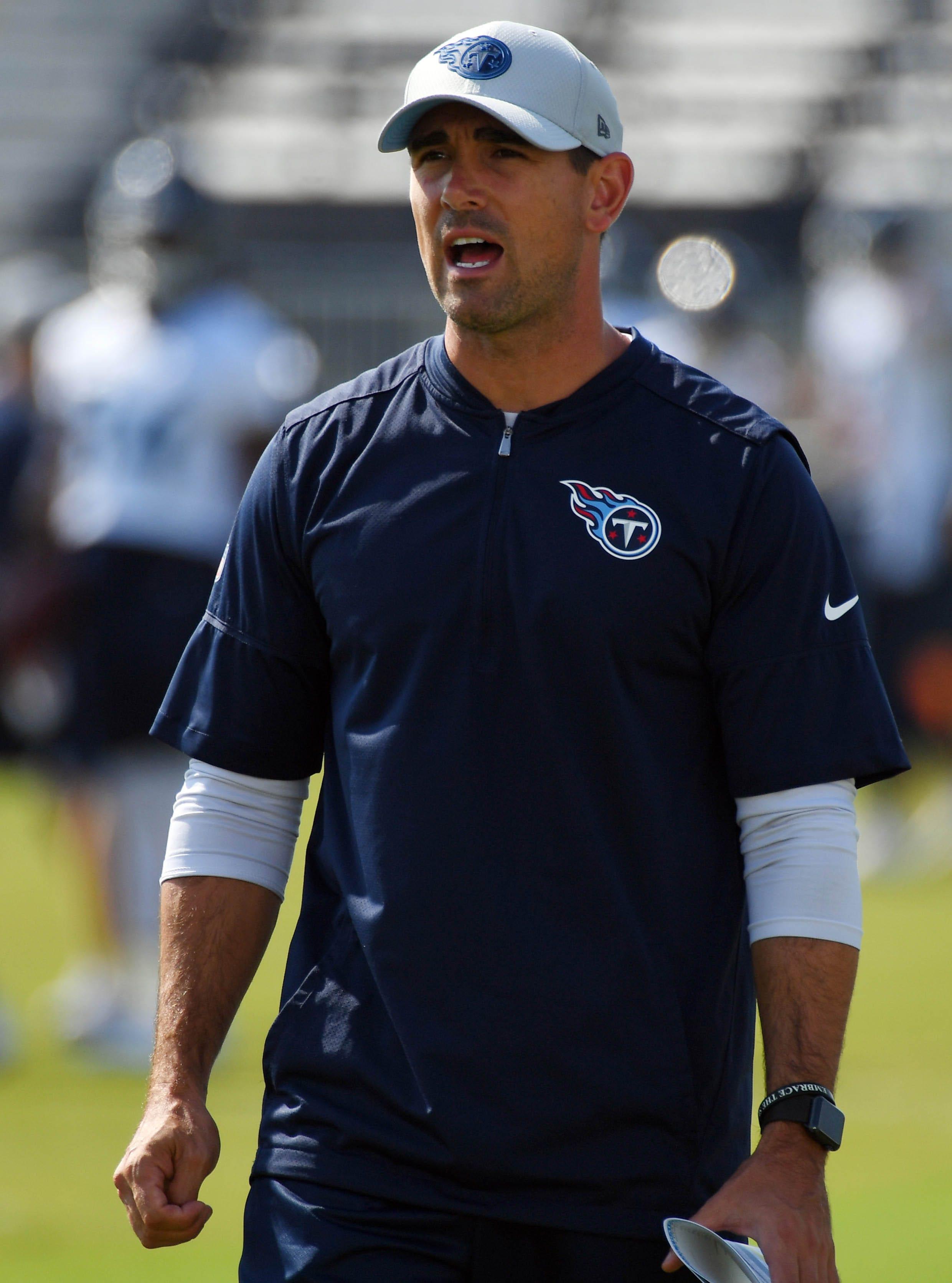 Packers hiring Titans coordinator Matt LaFleur as head coach