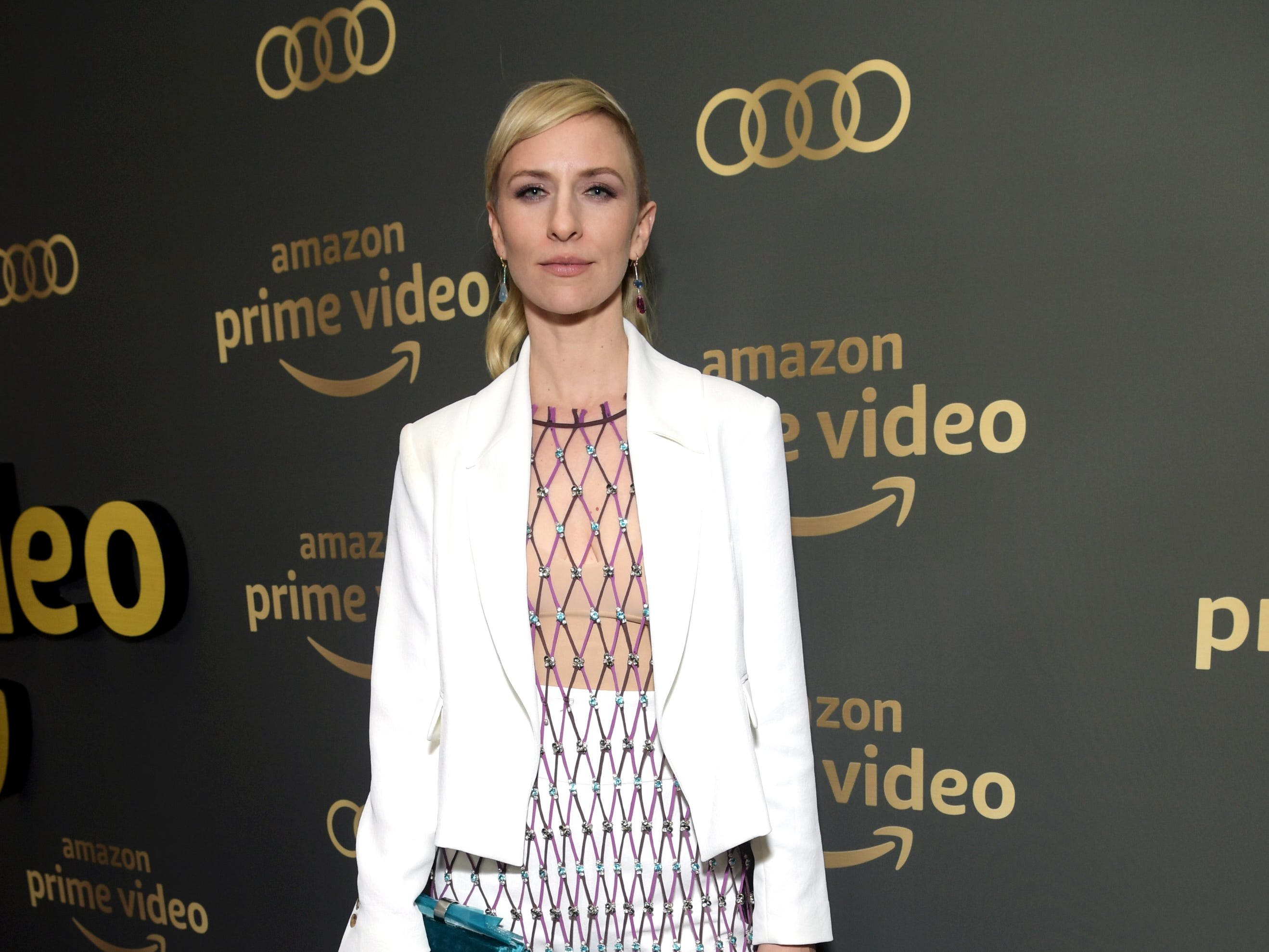 BEVERLY HILLS, CA - JANUARY 06: Mickey Sumner attends the Amazon Prime Video's Golden Globe Awards After Party at The Beverly Hilton Hotel on January 6, 2019 in Beverly Hills, California.  (Photo by Emma McIntyre/Getty Images) ORG XMIT: 775274444 ORIG FILE ID: 1078617284
