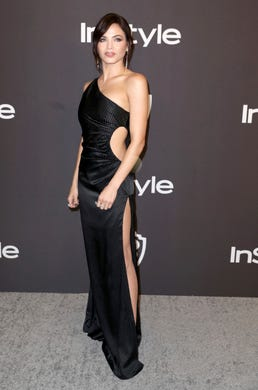 Jenna Dewan arrives at the InStyle and Warner Bros. Golden Globes afterparty at the Beverly Hilton Hotel on Sunday, Jan. 6, 2019, in Beverly Hills, Calif. (Photo by Matt Sayles/Invision/AP) ORG XMIT: CAPM727